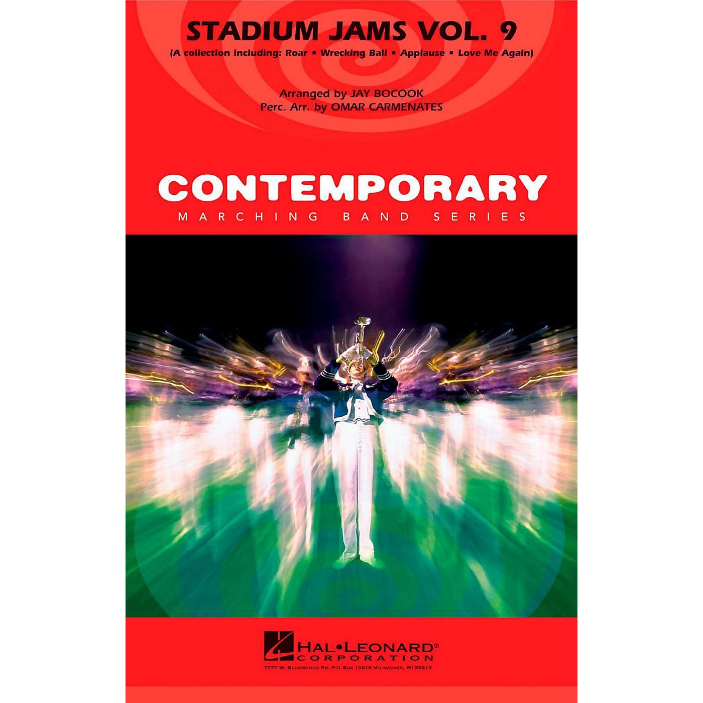 Hal Leonard Stadium Jams Vol. 9 - Pep Band/Marching Band Level 3 thumbnail