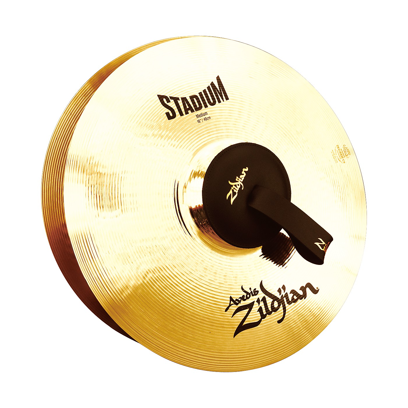 Zildjian Stadium Medium Cymbal Pair thumbnail