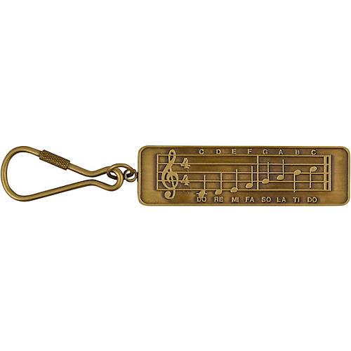 AIM Staff Music Keychain thumbnail