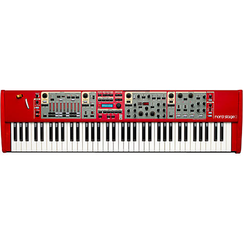 Nord Stage 2 SW73 73-Key Stage Keyboard thumbnail