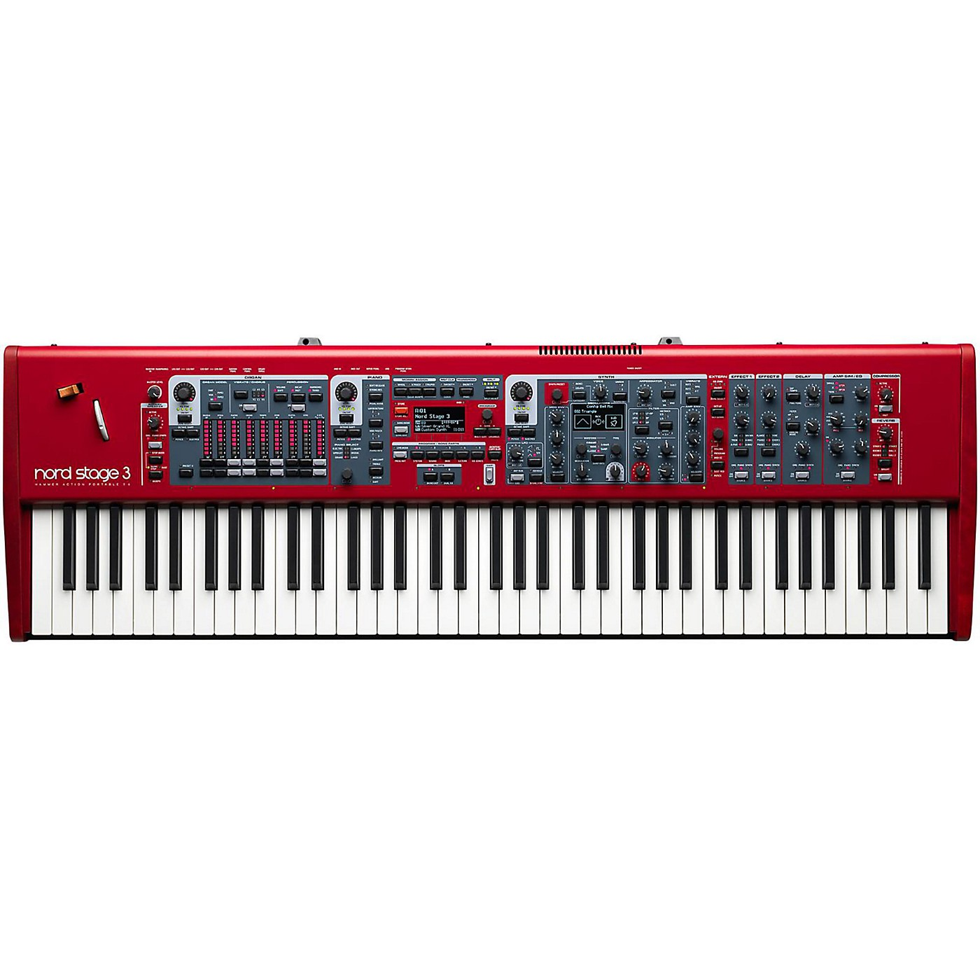 Nord Stage 3 HP76 thumbnail