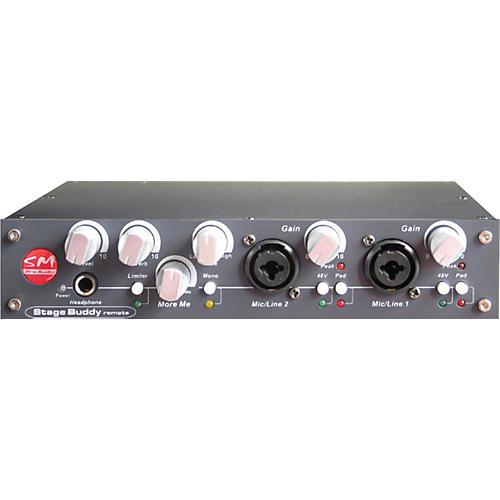 SM Pro Audio Stage-Buddy Personal Monitor Mixer thumbnail