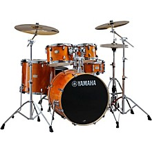 "Yamaha Stage Custom Birch 5-Piece Shell Pack with 22"" Bass Drum"