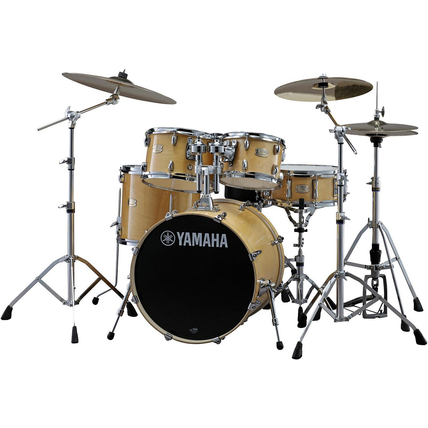 Yamaha Stage Custom Birch 5-Piece Shell Pack with 22