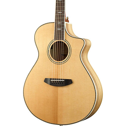 Breedlove Stage Exotic Concert CE Sitka Spruce - Myrtlewood Acoustic-Electric Guitar thumbnail
