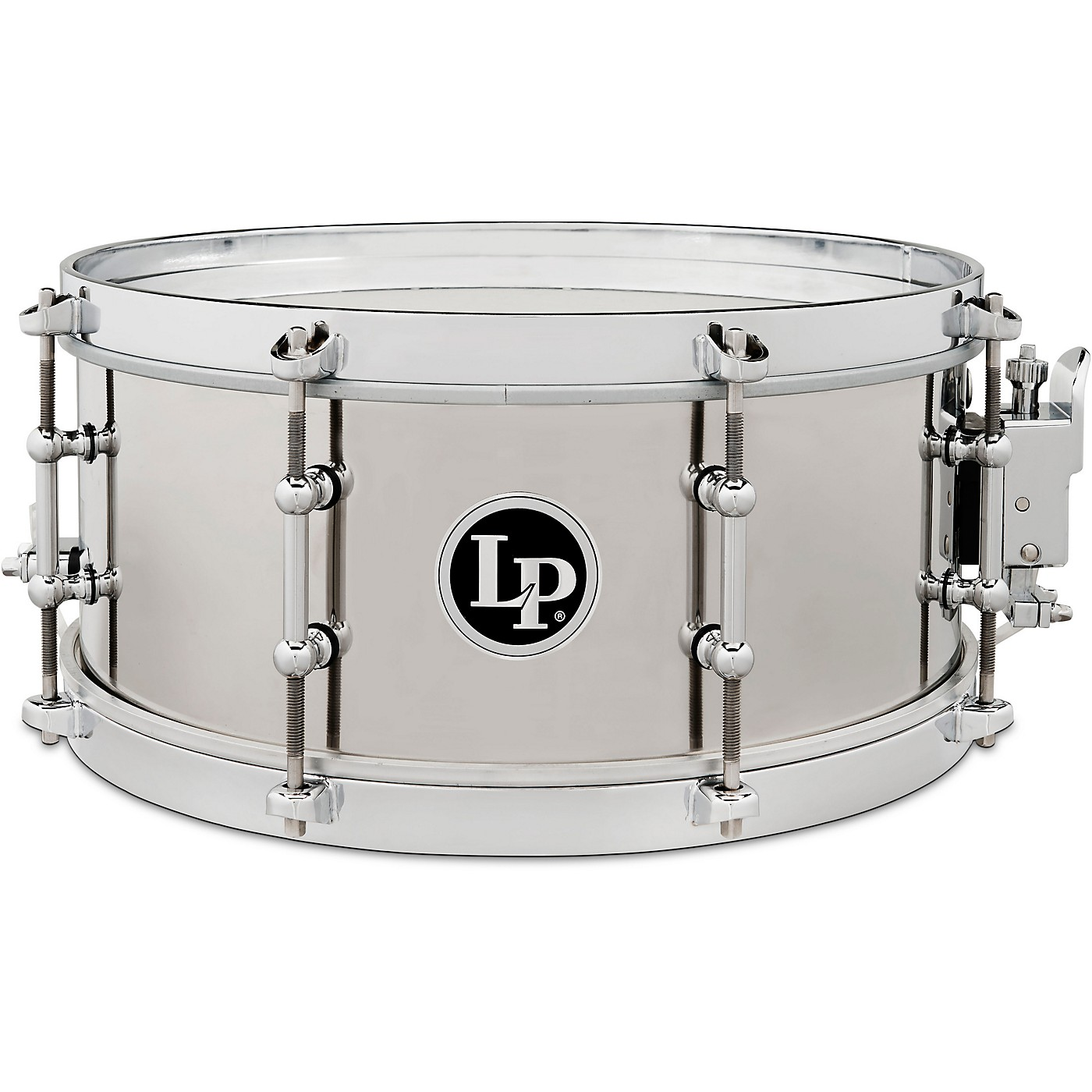LP Stainless Steel Salsa Snare Drum thumbnail