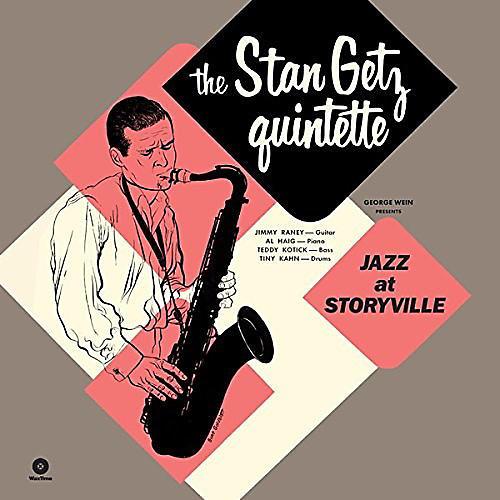 Alliance Stan Getz - Jazz At Storyville + 5 Bonus Tracks thumbnail