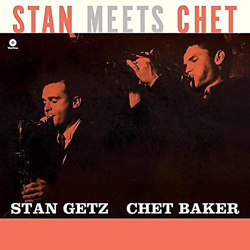 Alliance Stan Getz & Baker, Chet - Stan Meets Chet thumbnail