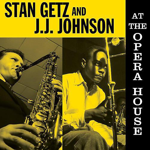 Alliance Stan Getz & Johnson, Jj - At the Opera House thumbnail