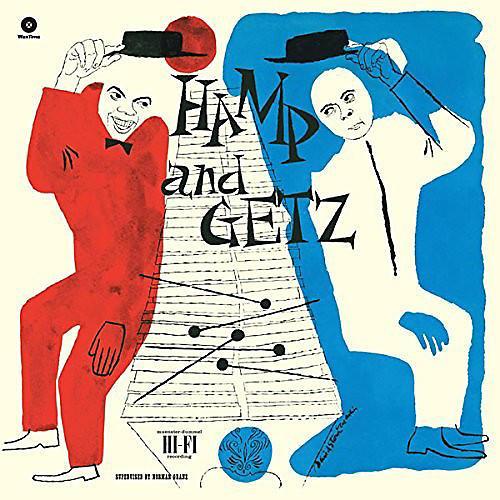 Alliance Stan Getz & Lionel Hampton - Hamp & Getz thumbnail