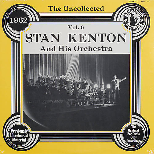 Alliance Stan Kenton & Orchestra - Uncollected 6 thumbnail