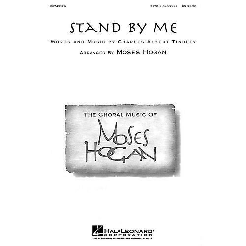 Hal Leonard Stand By Me SATB a cappella arranged by Moses Hogan thumbnail