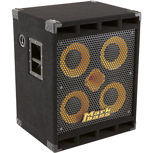 Markbass Standard 104HF Front-Ported Neo 4x10 Bass Speaker Cabinet thumbnail
