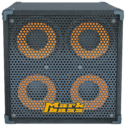 Markbass Standard 104HR Rear-Ported Neo 4x10 Bass Speaker Cabinet thumbnail