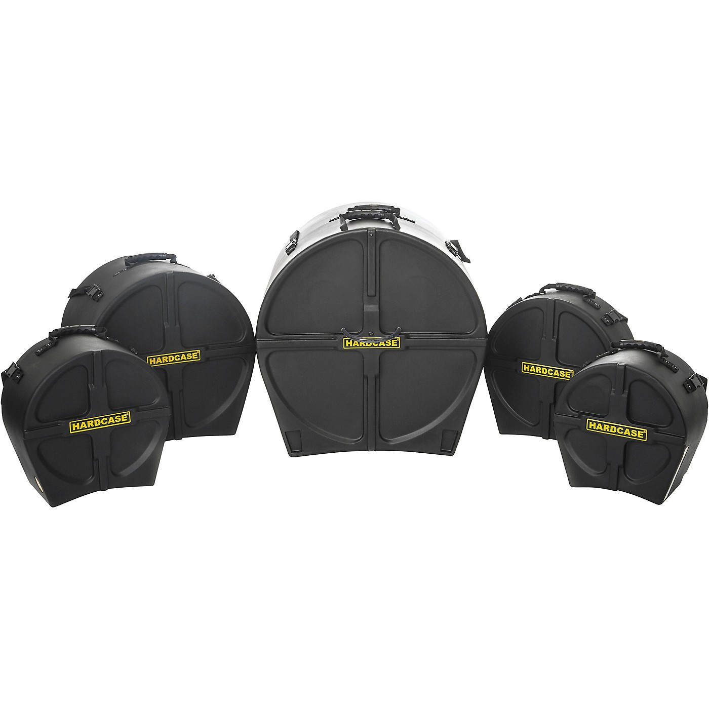 HARDCASE Standard 5-Piece Drum Case Set thumbnail