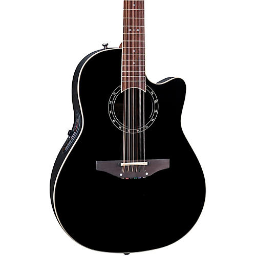 Ovation Standard Balladeer 2751 AX 12-String Acoustic-Electric Guitar thumbnail