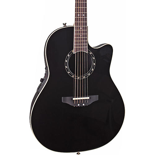 Ovation Standard Balladeer 2771 AX Acoustic-Electric Guitar-thumbnail
