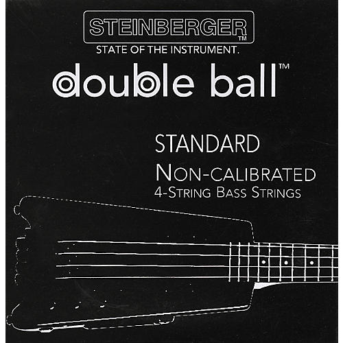Steinberger Standard Gauge 4-String Bass Guitar Strings thumbnail