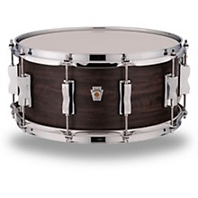 Ludwig Standard Maple Snare Drum with Aged Ebony Veneer