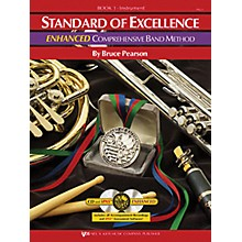 KJOS Standard Of Excellence Book 1 Enhanced Bass Clarinet