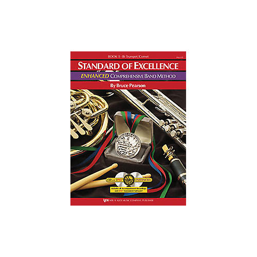 KJOS Standard Of Excellence Book 1 Enhanced Trumpet thumbnail