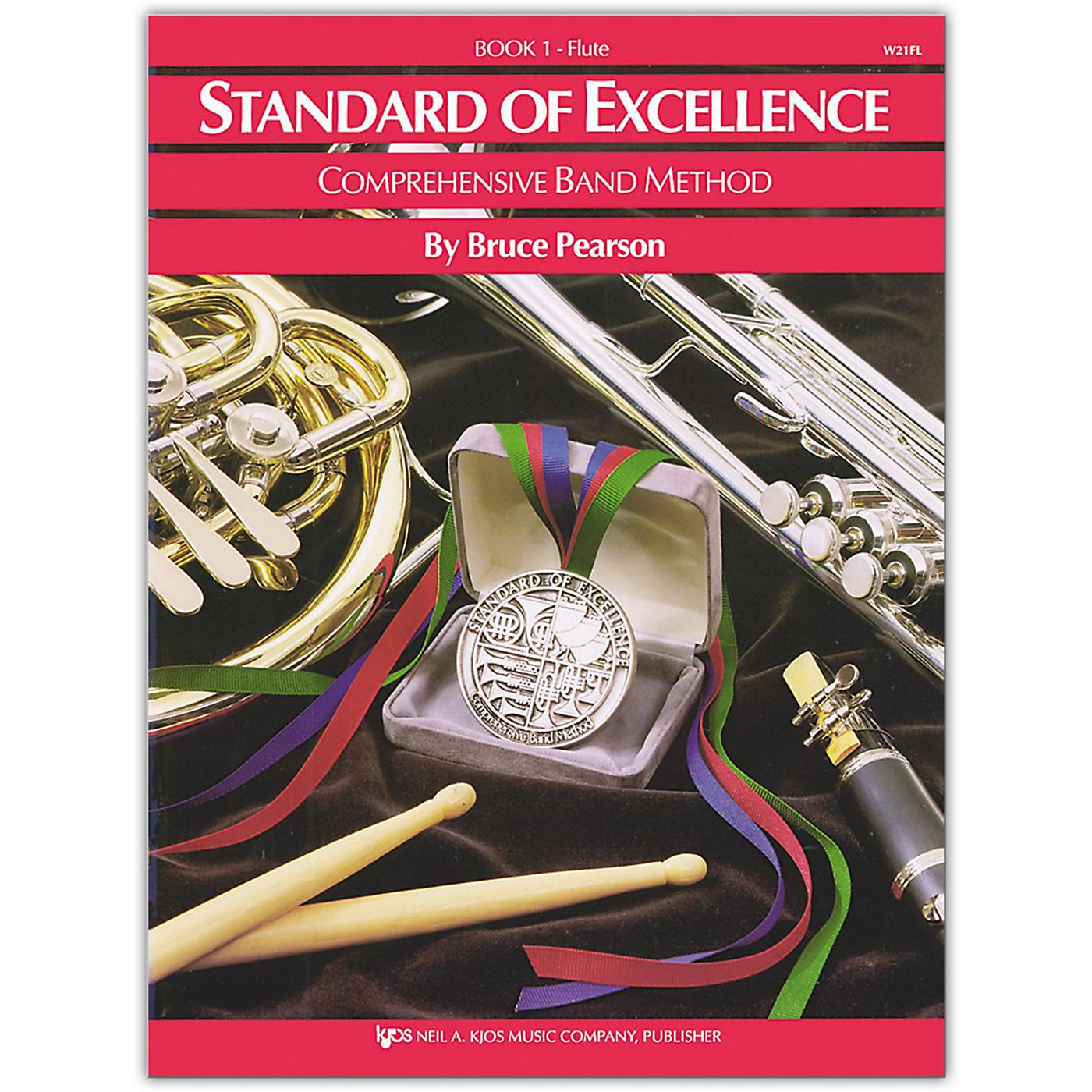 KJOS Standard Of Excellence Book 1 Flute thumbnail