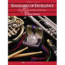 KJOS Standard Of Excellence Book 1 Tenor Sax