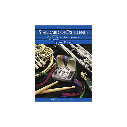 KJOS Standard Of Excellence Book 2 Alto Sax thumbnail
