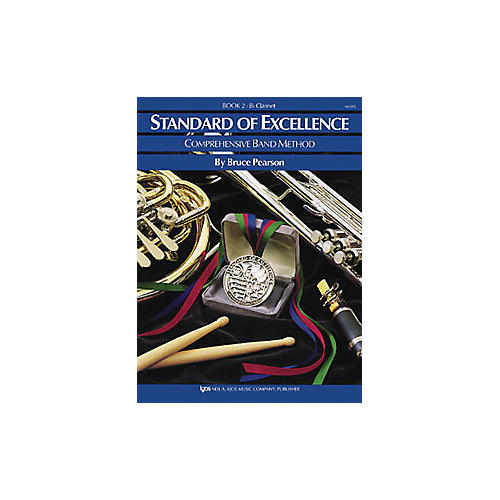 KJOS Standard Of Excellence Book 2 Trumpet thumbnail