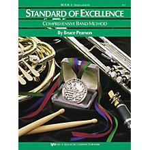 KJOS Standard Of Excellence Book 3 Oboe