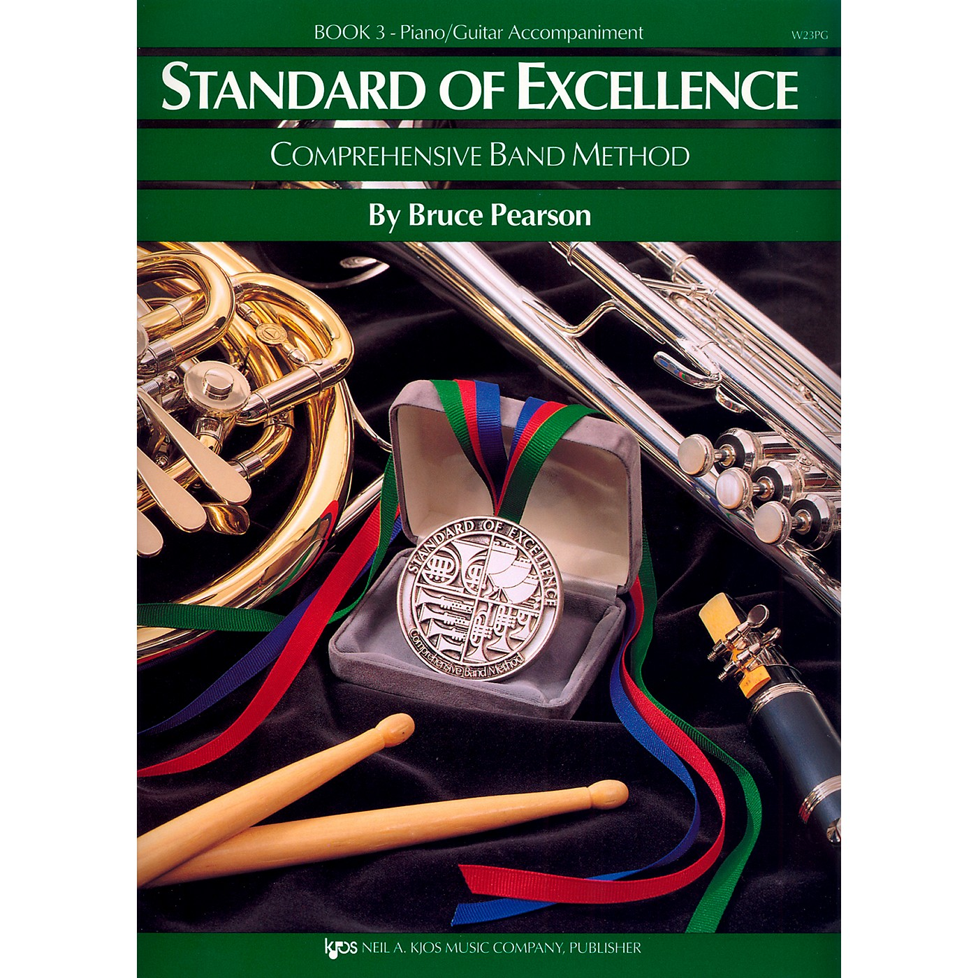 KJOS Standard Of Excellence Book 3 Piano/Guitar Accomp thumbnail