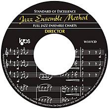 KJOS Standard Of Excellence Jazz Ensemble Book 1, CD/SCORE