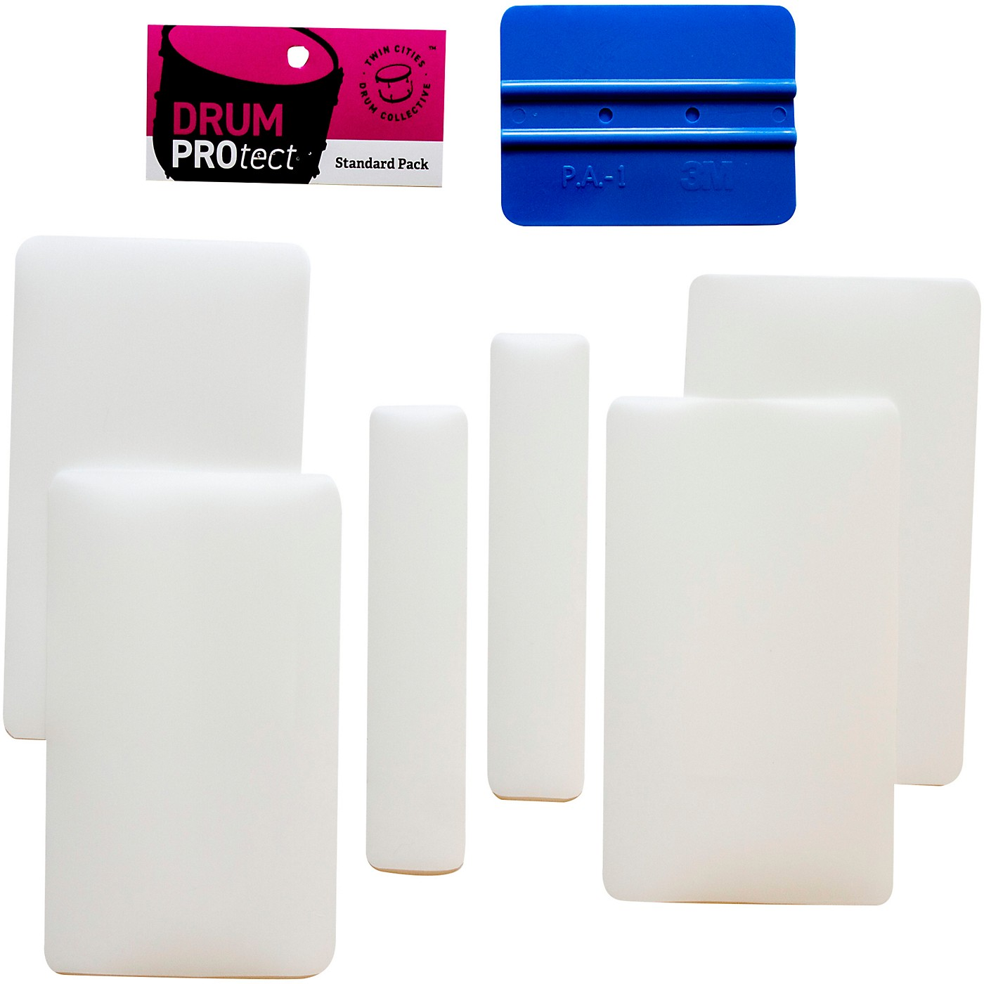Drum PROtect Standard Pack Protective Film thumbnail