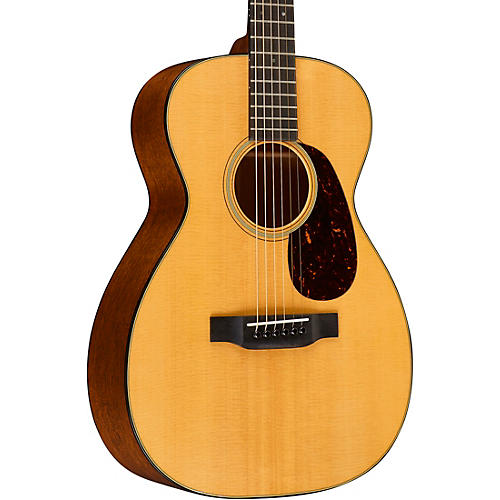 Martin Standard Series 0-18 Concert Acoustic Guitar thumbnail