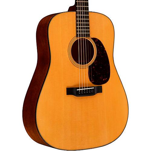 Martin Standard Series D-18 Dreadnought Acoustic Guitar thumbnail