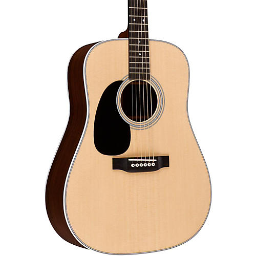 Martin Standard Series D-28L Dreadnought Left-Handed Acoustic Guitar thumbnail