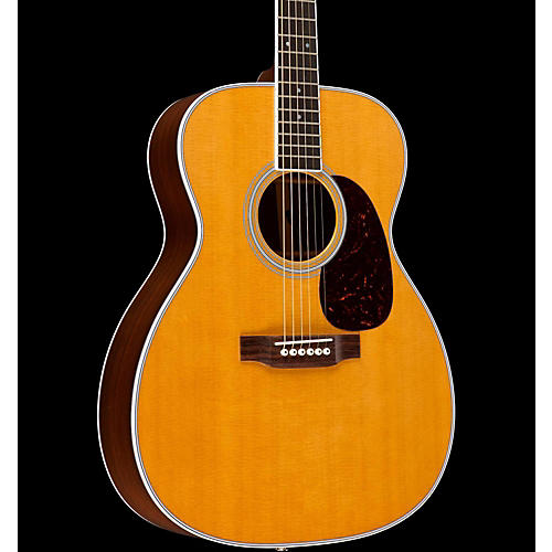 Martin Standard Series M-36 Slim Body Acoustic-Electric Guitar thumbnail