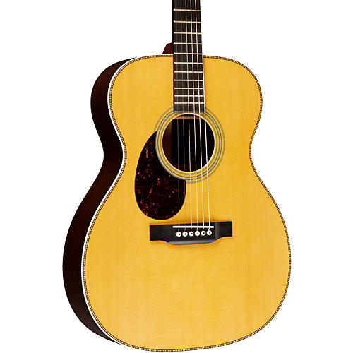 Martin Standard Series OM-28 Left-Handed Orchestra Model Acoustic Guitar thumbnail