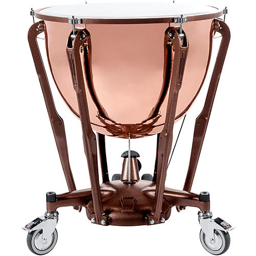 Ludwig Standard Series Polished Copper Timpani with Gauge thumbnail