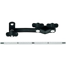 Meinl Standard Steel Multi Clamp with 3/8-Inch Rod