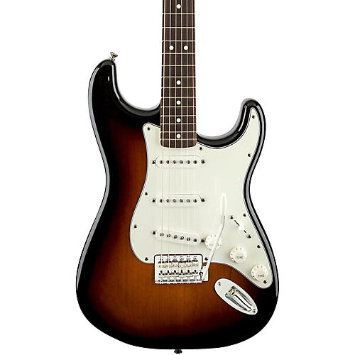 Fender Standard Stratocaster Electric Guitar with Rosewood Fretboard thumbnail