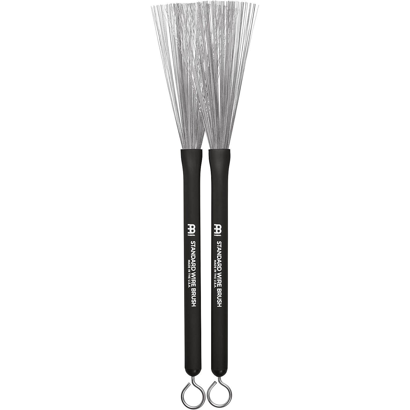 Meinl Stick & Brush Standard Wire Brushes thumbnail