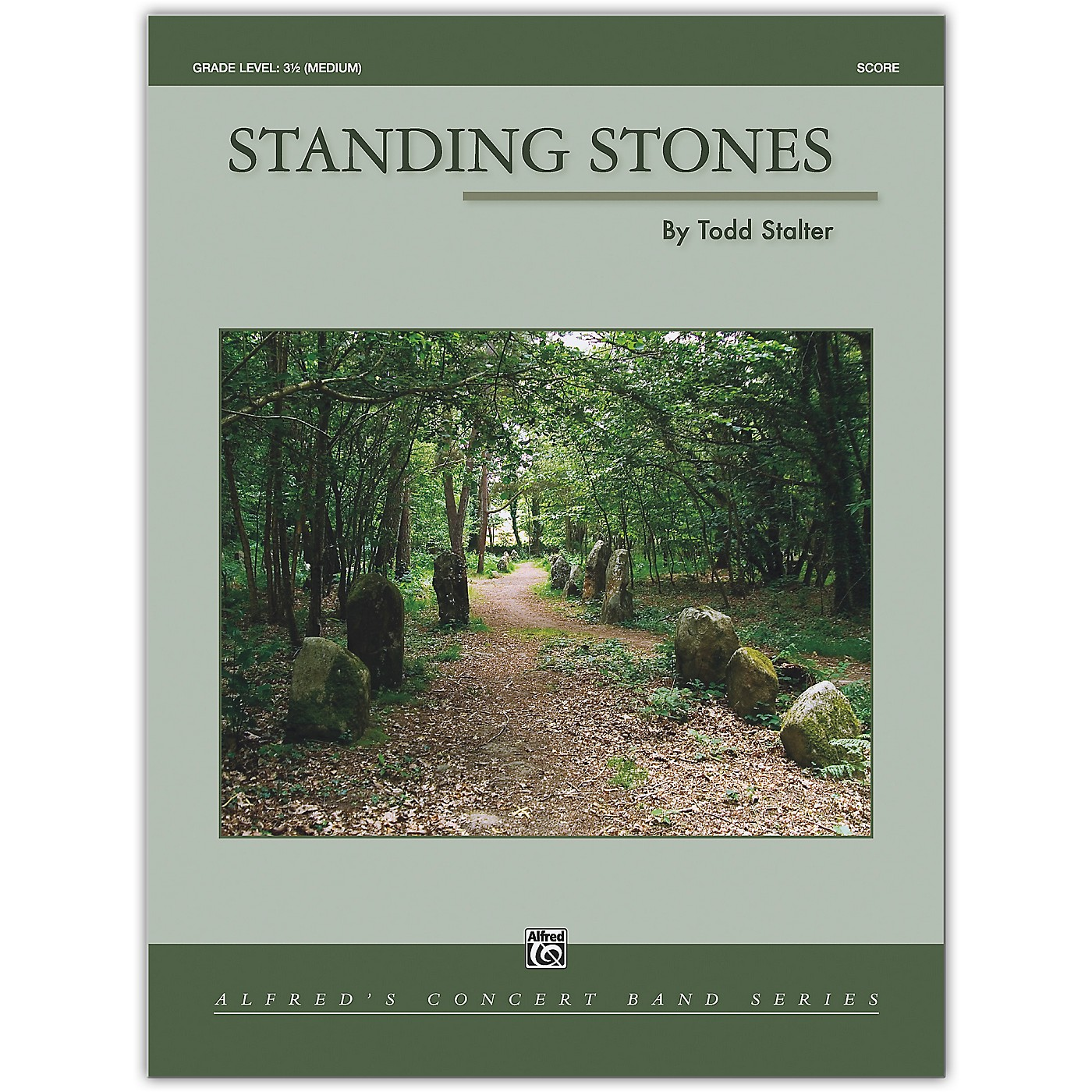 Alfred Standing Stones Conductor Score 3.5 (Medium) thumbnail