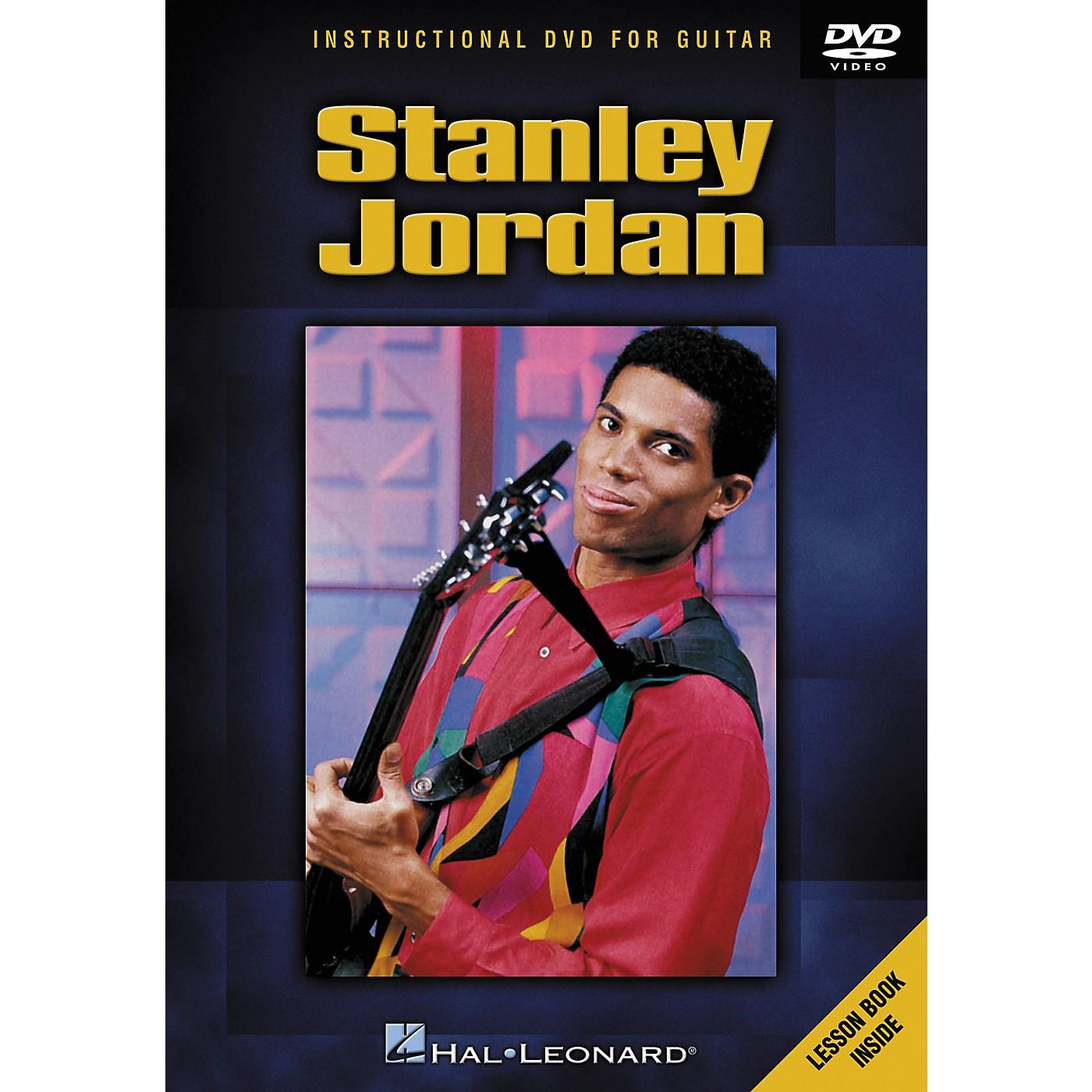 Hal Leonard Stanley Jordan (DVD) thumbnail