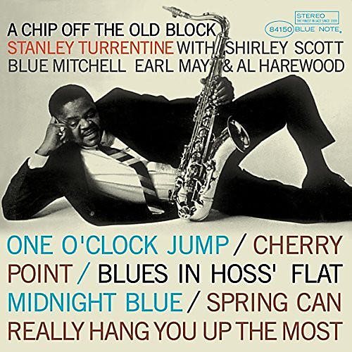 Alliance Stanley Turrentine - Chip Off the Old Block thumbnail