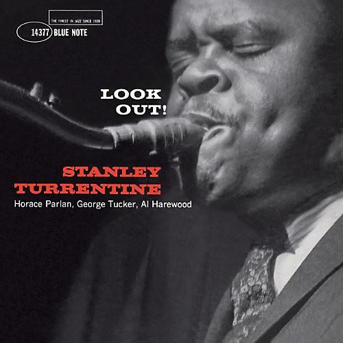 Alliance Stanley Turrentine - Look Out: Rudy Van Gelder Recordings thumbnail