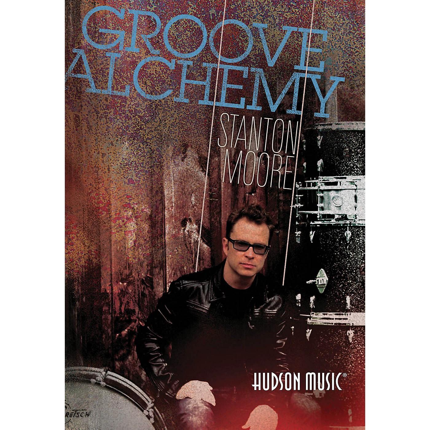 Hudson Music Stanton Moore Groove Alchemy Drum DVD thumbnail