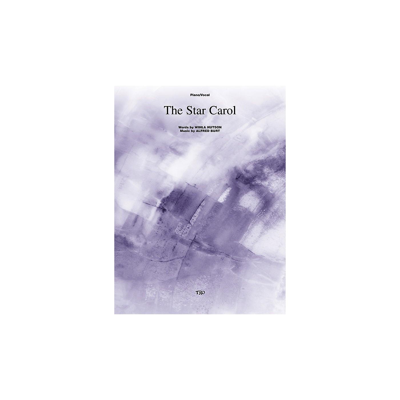 TRO ESSEX Music Group Star Carol Richmond Music ¯ Sheet Music Series thumbnail
