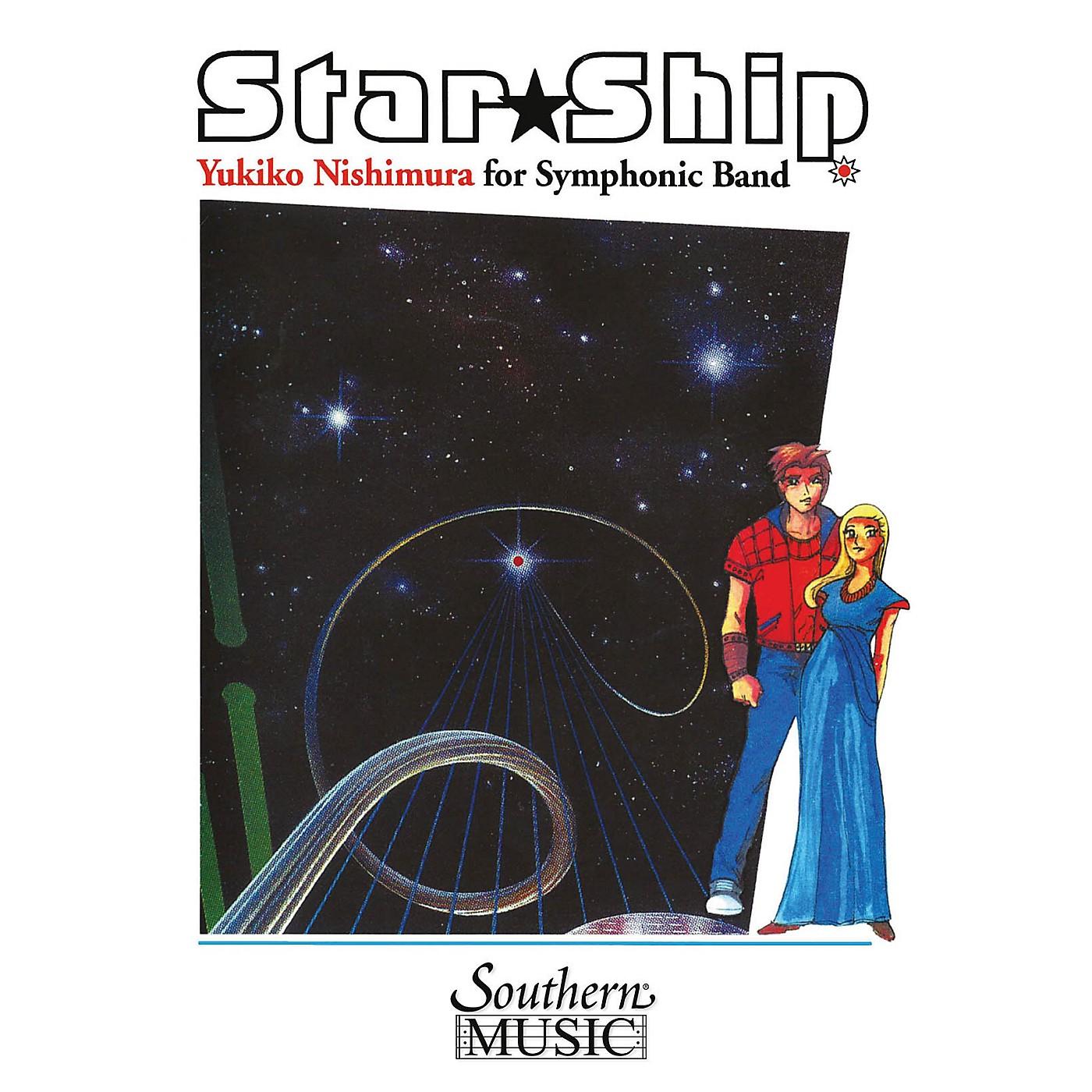 Southern Star Ship Concert Band Level 3 Composed by Yukiko Nishimura thumbnail