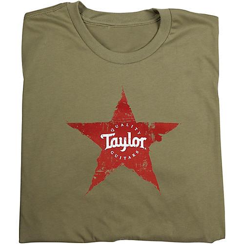 Taylor Star T-Shirt Light Olive thumbnail